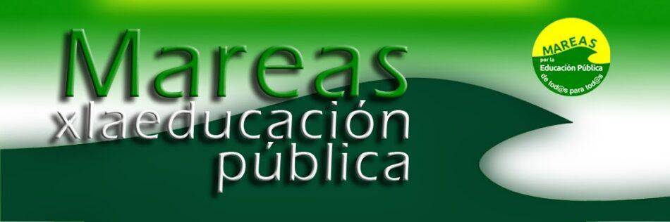 Mareas por la Educación Pública traza su hoja de ruta en un encuentro en Madrid