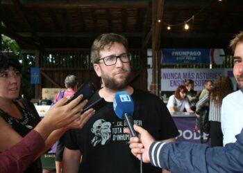 Miguel Urbán reivindica una transición ecosocialista para Asturias