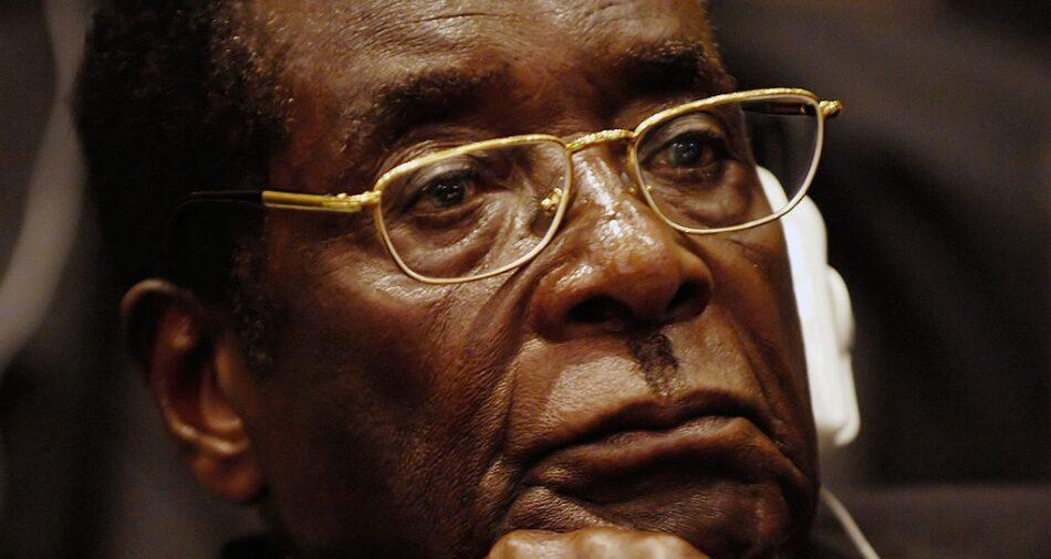 Fallece Robert Mugabe, ex presidente de Zimbabwe, a los 95 años