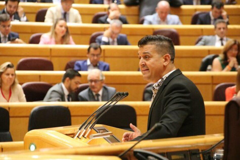 Compromís reprocha al PSOE su relajación en materia de memoria histórica y pide dignidad para las víctimas del franquismo