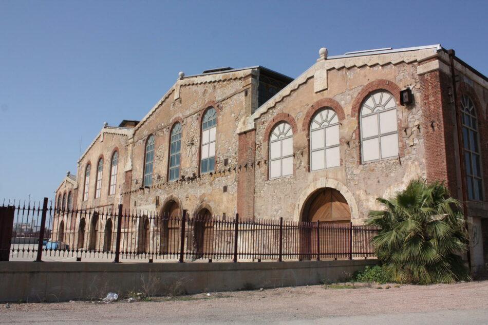 El Gobierno reconoce a IU que 'no está programada ninguna previsión de actuación' para recuperar el patrimonio del conjunto histórico-industrial de Sagunto