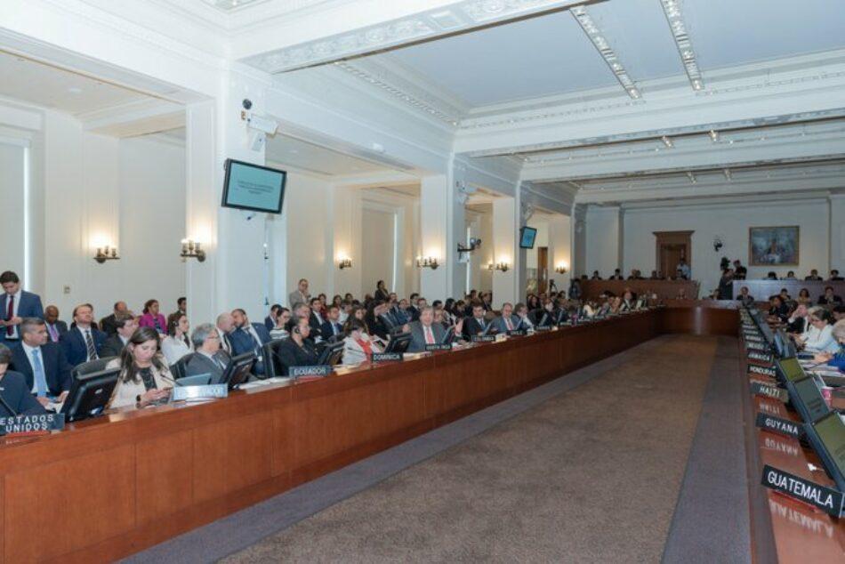 Colombia maniobra ante la OEA para promover una intervención militar contra Venezuela