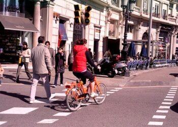 Comienza la Semana Europea de la Movilidad, este año dedicada a caminar y pedalear de forma segura