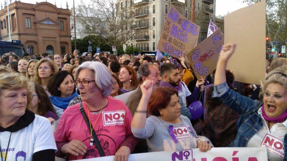 """El TSJA considera """"desproporcionados"""" los servicios mínimos fijados por el Gobierno andaluz en los Servicios Sanitarios durante la jornada de Huelga General del pasado 8M"""