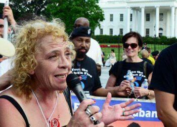 Falleció Graciela Rosenblum militante Comunista Argentina y presidenta de la Liga por los Derechos Humanos