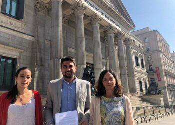Unidas Podemos reclama en el Congreso compensaciones al sector andaluz de la aceituna negra de mesa