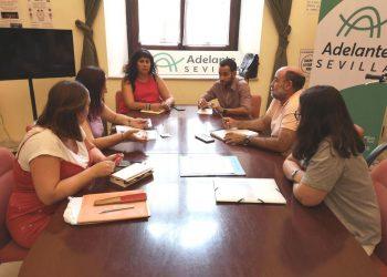Adelante Sevilla denuncia sospechas de enchufismo en la contratación del personal de los de talleres de distrito