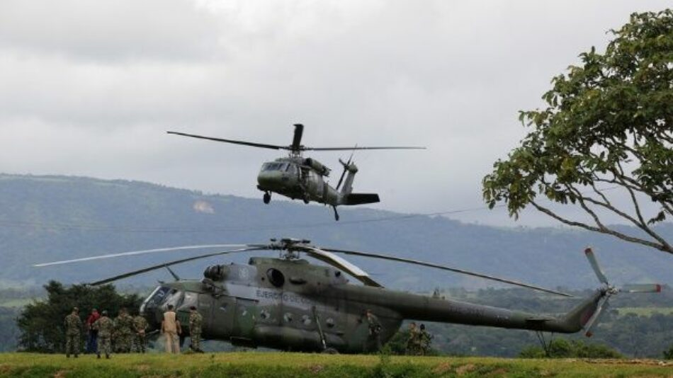 El Ejército de Colombia mata a un joven indígena desarmado