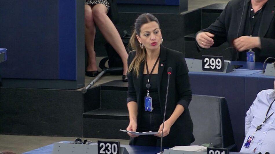 Sira Rego: «La UE debe dar un giro de 180 grados a sus políticas migratorias»