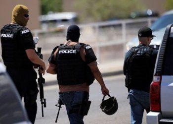 Tiroteo en EEUU deja al menos 5 muertos y 21 heridos