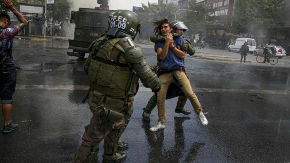 El vídeo sobre Chile que los medios chilenos silencian y las redes sociales censuran