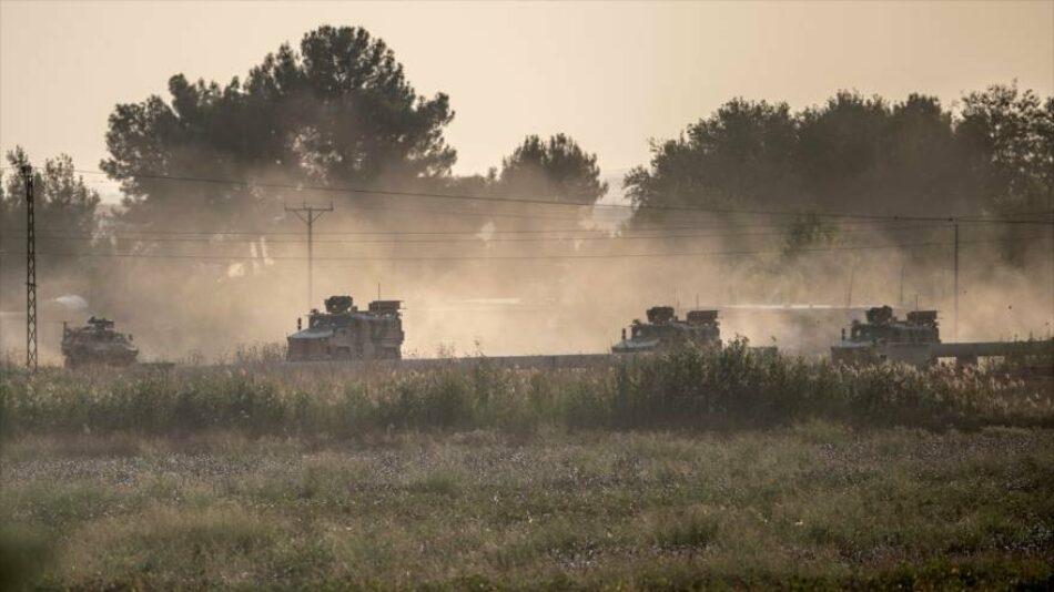 Turquía comienza una agresión militar contra el norte de Siria