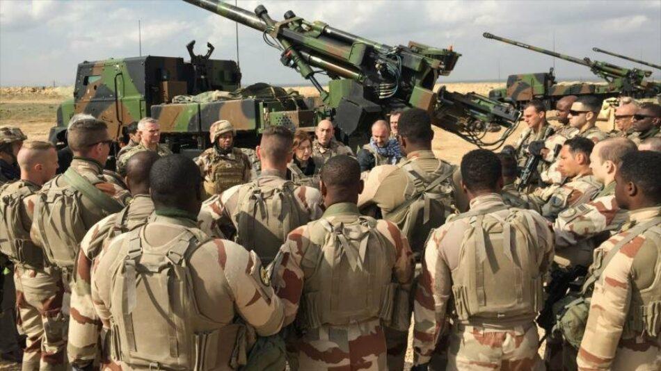 'Francia sopesa retirar sus tropas del norte de Siria'
