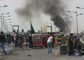 Irak, entre demandas legítimas y violencia de infiltrados armados
