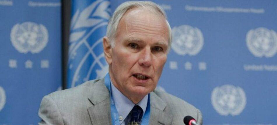 """IU responde a la invitación del Relator Especial de la ONU y ultima un completo informe sobre la """"situación de la pobreza y los Derechos Humanos en España"""""""