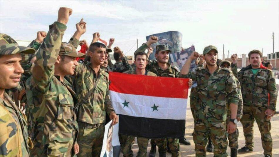 Ejército sirio recupera la presa de Éufrates tras retirada de EEUU