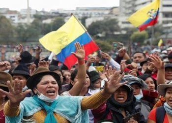 Ecuador. Ocho fallecidos y 1.340 heridos tras 12 días de protestas