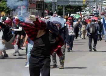 Honduras. Nuevas protestas exigen renuncia del presidente