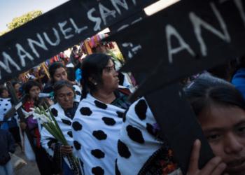 México. Abejas de Acteal denuncian continuidad de la estrategia contrainsurgente en Chiapas