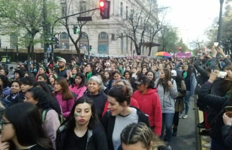 Argentina. Encuentro Nacional de Mujeres: postales del año en que la movilización espontánea superó a la organizada