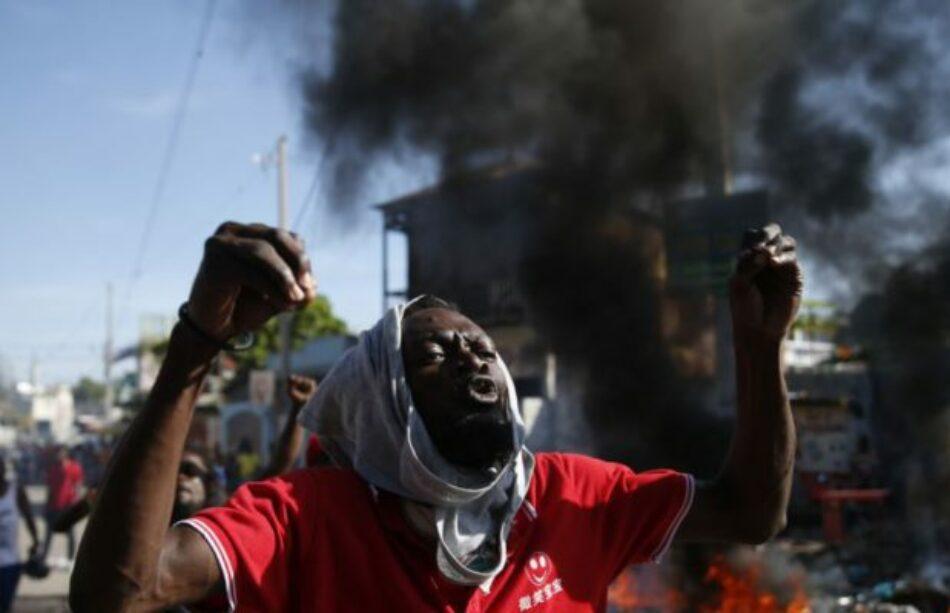 Haití. La insurrección continúa: este martes el país volvió a estar paralizado exigiendo renuncia del presidente Moise