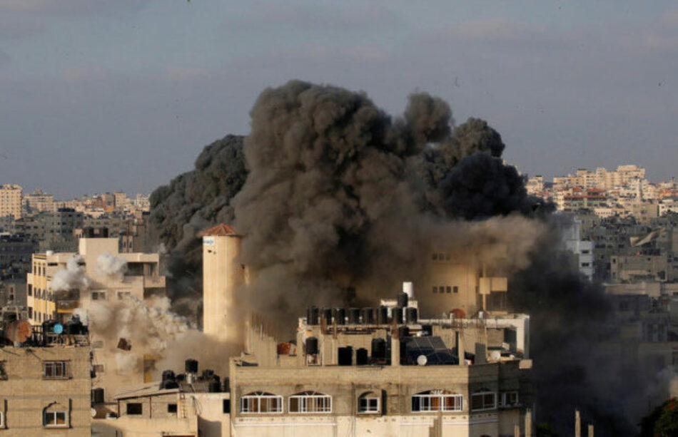 Siria. Pompeo afirma que Israel tiene «el derecho fundamental» de actuar en Siria tras la retirada de EE.UU.