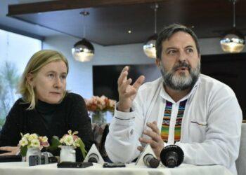 """Manu Pineda considera una """"irresponsabilidad"""" que la UE pida una segunda vuelta electoral en Bolivia cuando «los resultados confirman la reelección de Morales»"""