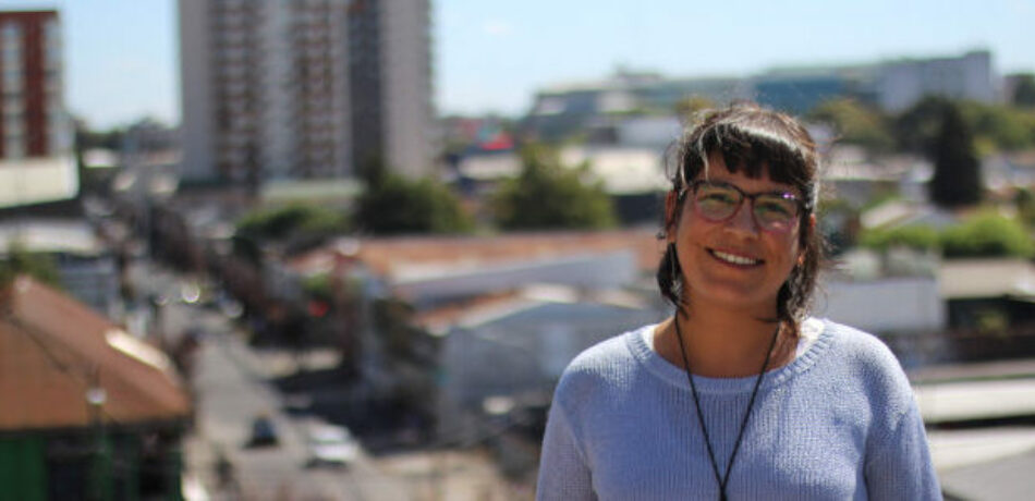 """Nación Mapuche. Karina Riquelme: """"La lucha feminista debe ser anticolonialista, anticapitalista y debe representar los contextos territoriales"""""""