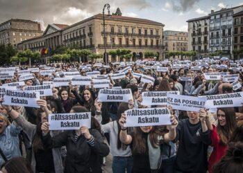 CNT se solidariza con las personas de Altsasu presas y con sus familiares