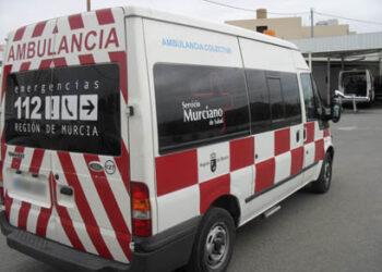CGT denuncia la falta de conductores en el servicio público de ambulancias en Murcia debido a la campaña sancionadora emprendida por la empresa