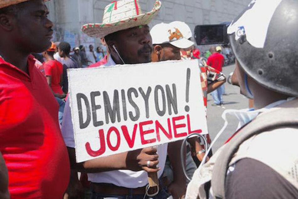 Haití. Un centenar de organizaciones de la sociedad civil piden «rescate nacional»