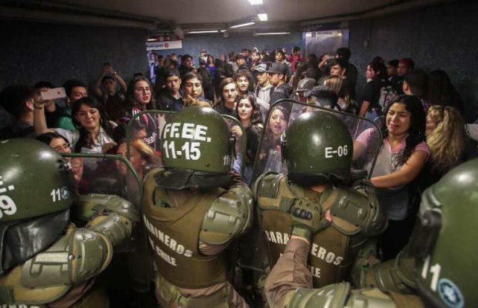 Chile. Piñera y la represión /El tsunami chileno
