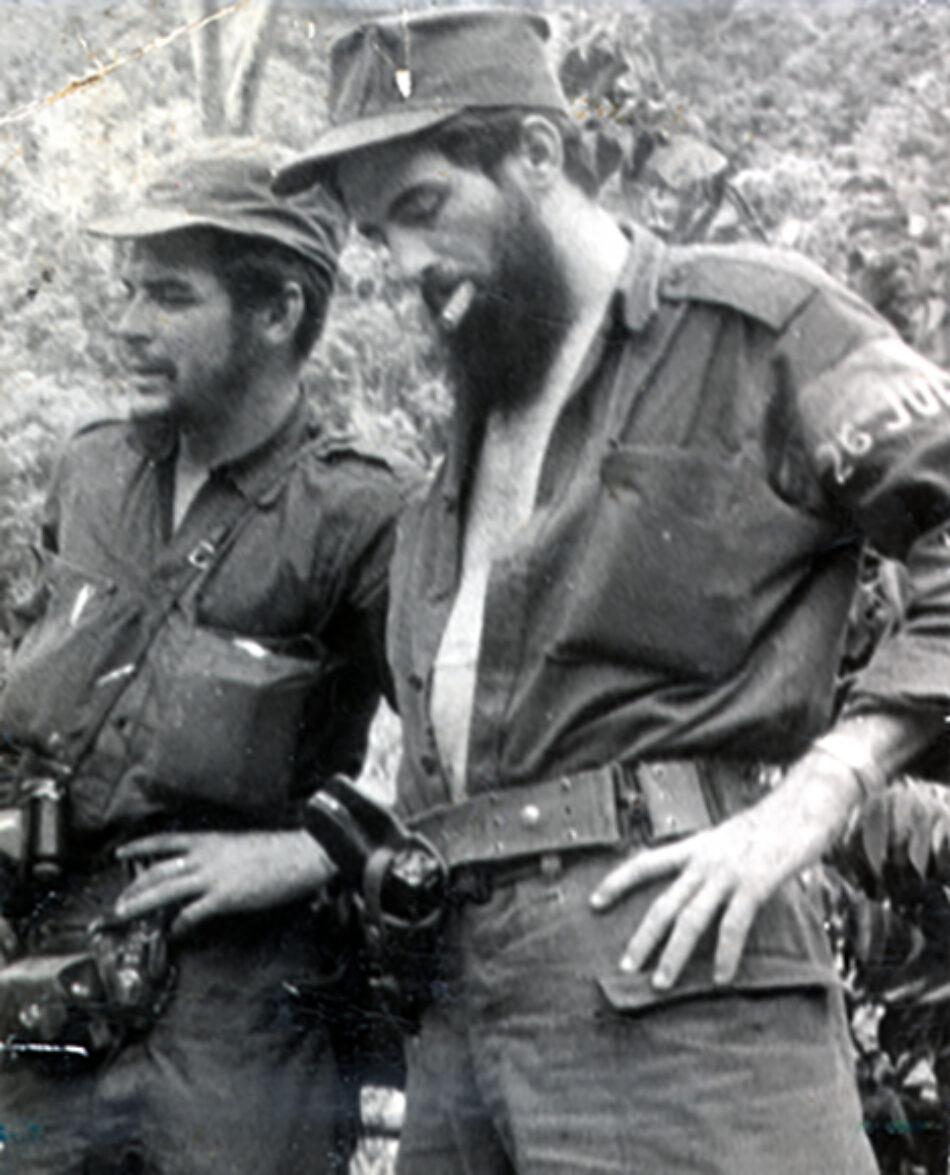 """Che sobre Camilo: """"Me cabe el orgullo de haberlo descubierto, como guerrillero"""""""