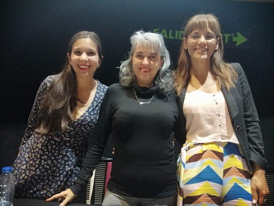 Rosa Raydán en Madrid: «Pese al bloqueo económico  el cine venezolano sigue produciendo»