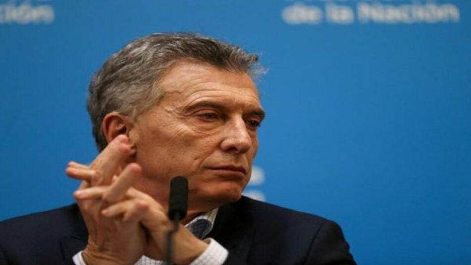 Acusan a Macri de violar derecho internacional contra Venezuela