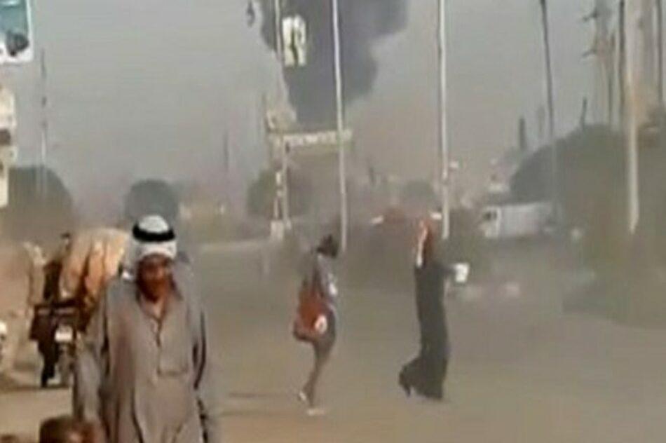 Bombardeos turcos contra Siria matan a ocho civiles