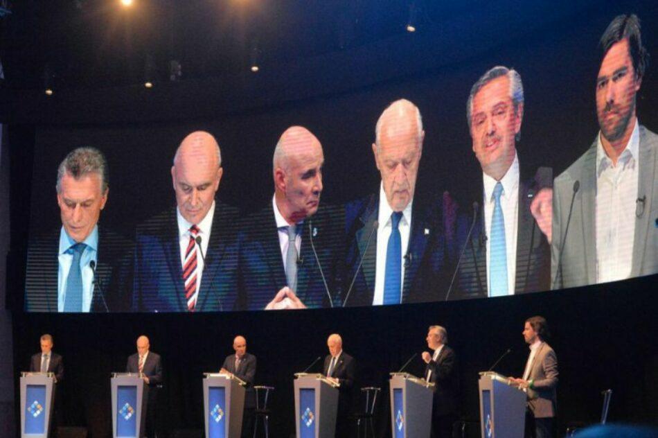 Con otro debate a las puertas, campaña electoral late en Argentina