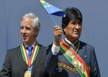 Binomio Evo Morales-Álvaro García Linera, el futuro seguro de Bolivia