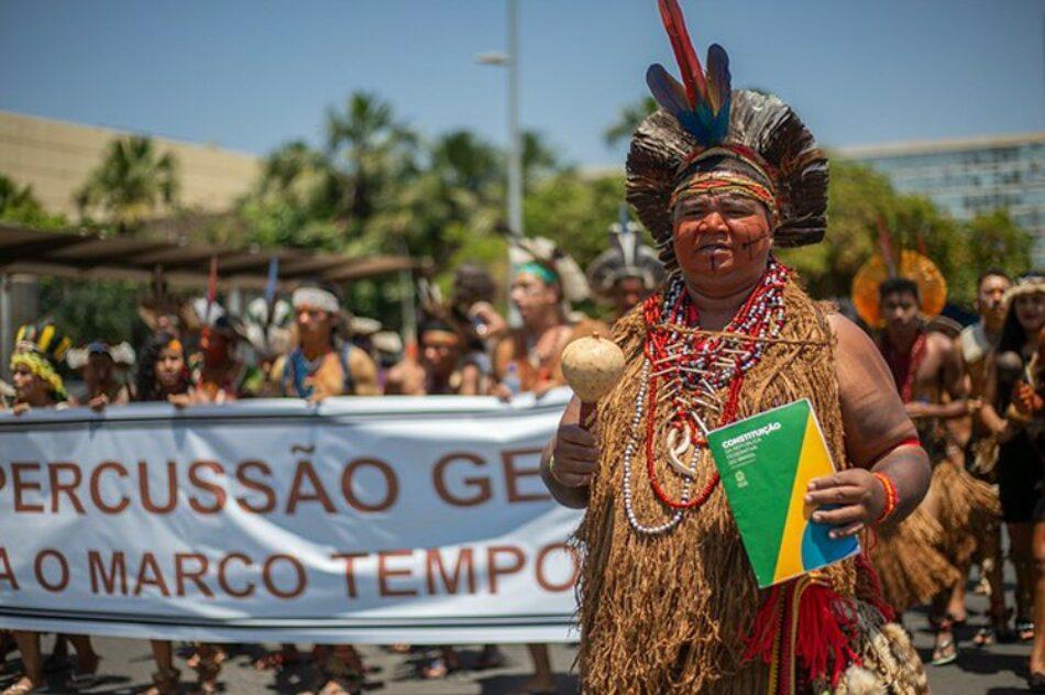 Líderes indígenas presentan demandas al Gobierno y Supremo de Brasil