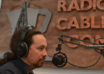 Pablo Iglesias en La Cafetera: «el objetivo del PSOE el 10N es buscar a la derecha»