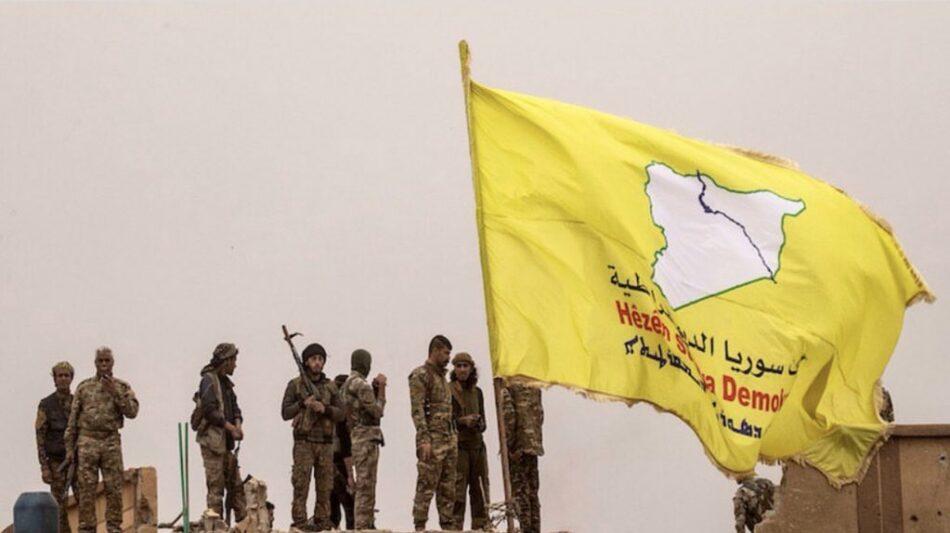 Ecologistas en Acción, «contra la invasión turca del Norte de Siria»