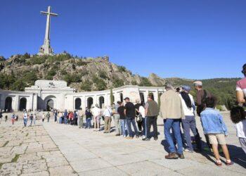 Compromís reitera la necesidad de derogar  el Decreto Ley del 1957 que permite a los benedictinos gestionar el Valle de los Caídos