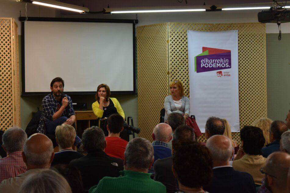 Rafa Mayoral advierte que el PSOE no solo no plantea derogar la reforma laboral del PP, sino que quiere implantar una «más salvaje»
