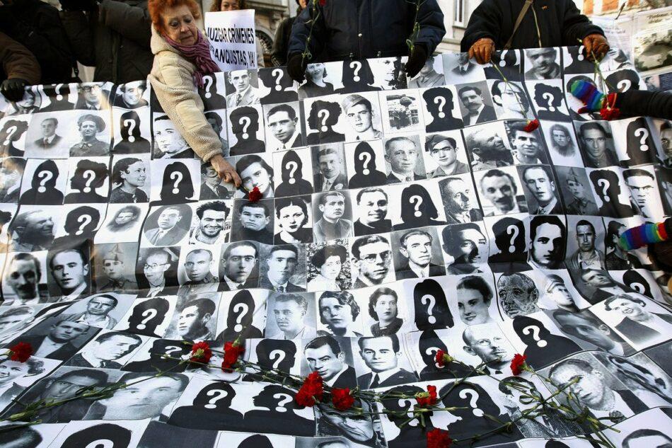 PCE: «Ante la exhumación de Franco: profundizar la lucha por la memoria democrática y contra la impunidad del franquismo»