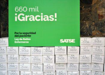 SATSE: «Hay que contratar más plantillas enfermeras para la Campaña de la Gripe»