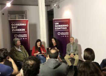 50 ex-integrantes y cargos de Equo apoyan a Unidas Podemos para las elecciones del 10 de noviembre