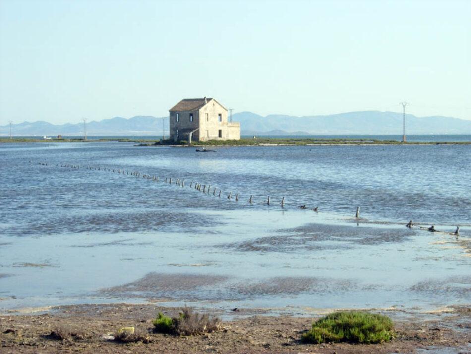 IU-Verdes solicita al Parlamento Europeo revocar la prórroga de 2027 para conseguir el buen estado de las aguas del Mar Menor