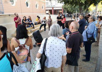 Adelante Sevilla alerta de que los pisos turísticos pueden duplicar ya los alquileres residenciales en el Casco Histórico