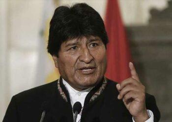 Presidente de Bolivia presentará pruebas de planes golpistas