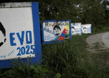 Elecciones en Bolivia: Evo busca su reelección en la primera vuelta